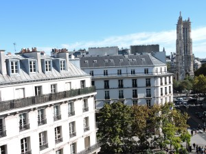 My Paris neighbourhood