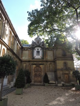 Courtyard, Palais du Luxembourg 5