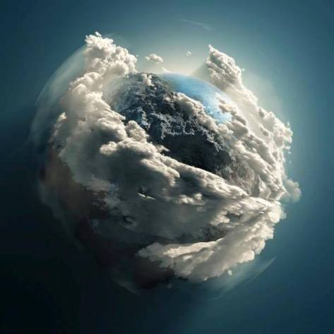 Our beautiful earth through Hubble telescope