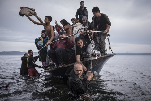 refugee crisis