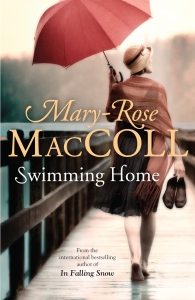 Mary-Rose Maccoll's Swimming Home is nominated for the Queensland Literary Awards.